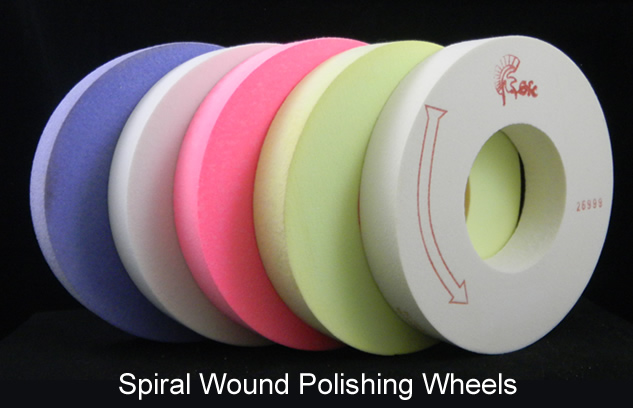 SpiralWoundPolishingWheels